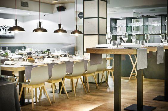 Madrid est para com rselo seis nuevos restaurantes con - Restaurante la maruca ...