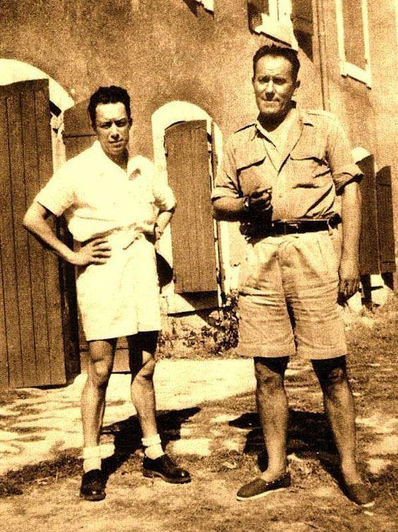 Albert Camus ve René Char