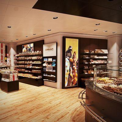 Luzern Weggisgasse | Läderach – chocolatier suisse