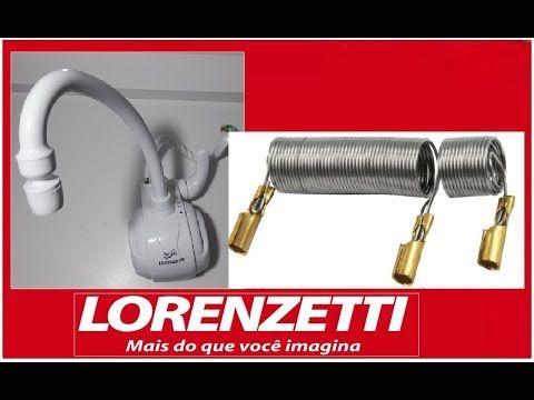 Troca Da Resistencia Torneira Eletrica Lorenzetti Versatil 01 Youtube Torneira Eletrica Torneira Lorenzetti
