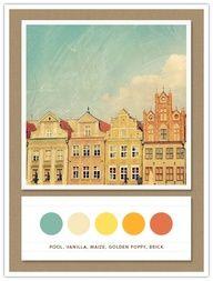 shore room color palette