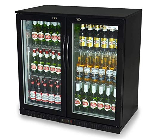 Pin By Uk Appliance Direct On Cosas In 2020 Beer Fridge Beer Bar Double Doors
