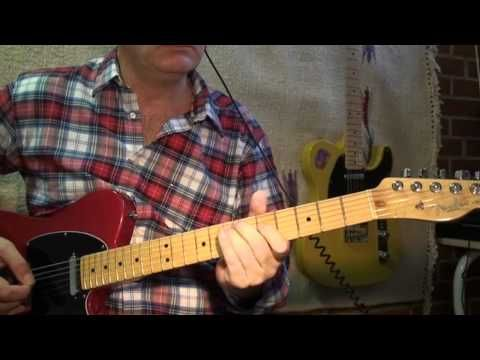 Country Tele In The Style Of Brent Mason Youtube Telas Guitarras