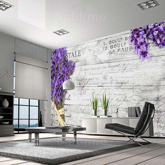 Natursteinwand eklektische Einrichtung Ideen Stühle
