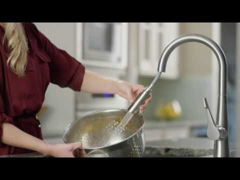 17 Hansgrohe Talis M Kitchen Faucet Youtube Kitchen Faucet