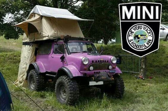 Mini Monster Truck Tuck in Time!