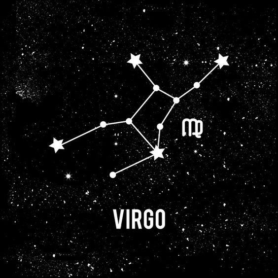 Virgo constellation ♍ | Virgo | Pinterest | Copper, God ...