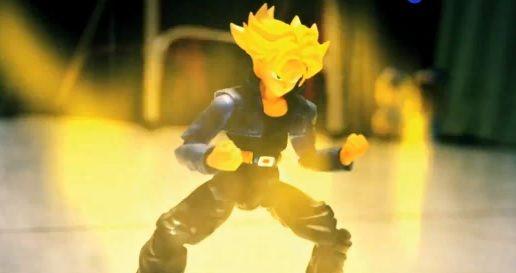 Dragon Ball Z Stop-Motion Episode 1&2