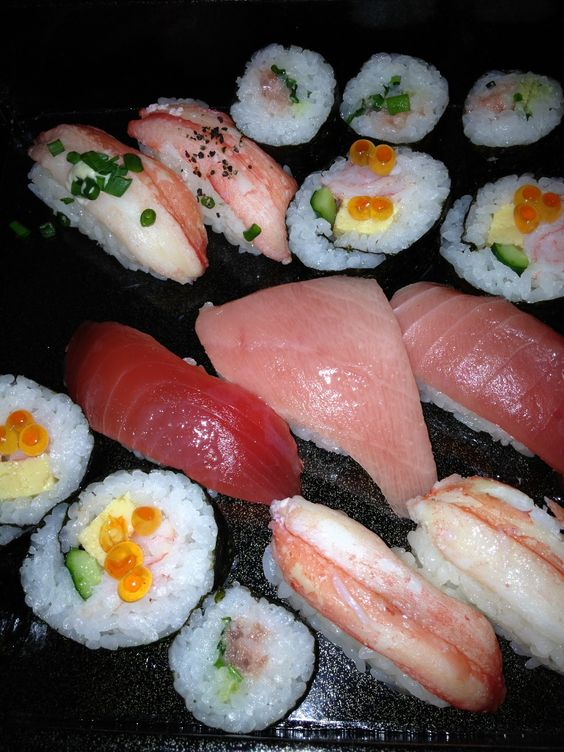 Full of Sushi