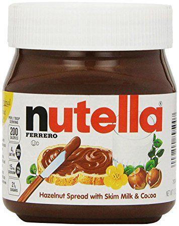 Afbeeldingsresultaat voor nutella