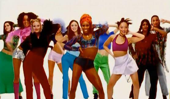 Hey Macarena !  La danse de l'été 1996 !