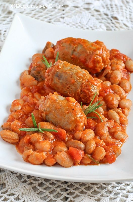 Ricette Salsiccia