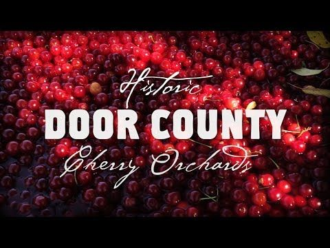 Wisconsin Cherry Growers Has Information On The Door County Cherry Season Cherry Picking Cherry Recipes Cher Door County Door County Cherries Cherry Recipes