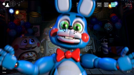 Create Your Own Five Night S At Freddy S Nightmare In Ultimate Custom Night Freddy S Nightmares Five Night Horror Game