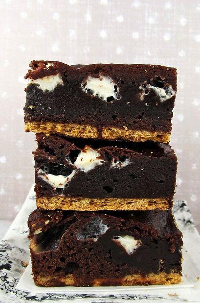 S'more Brownies Recipe