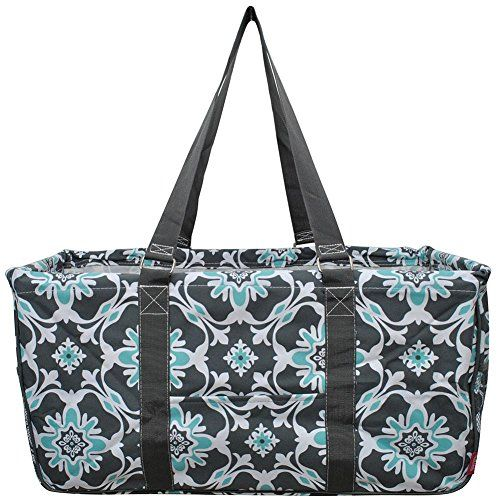 Gil All Purpose Open Top 23 Classic Extra Large Utility Tote Bag 2017 Spring Collection N