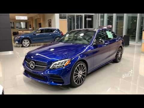 2020 Mercedes Benz C300 4matic Interior And Exterior Details 4k