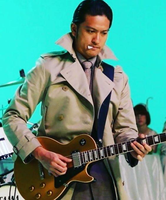 TOKIOの長瀬ギターが似合う壁紙