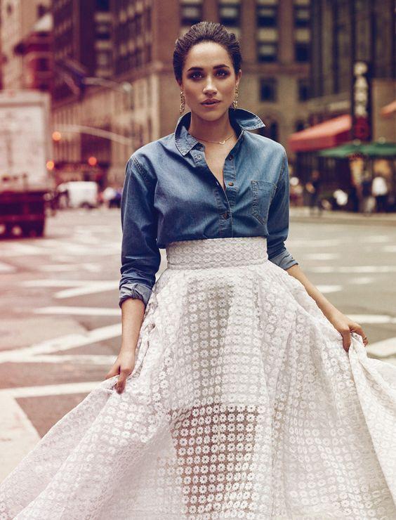 Gritty Pretty Magazine | Spring 2015 — Meghan Markle