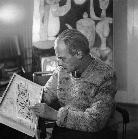 Paul Klee  (born December 18, 1879 – June 29, 1940)