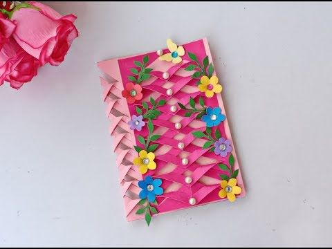 Grittingcard Birthdaycard Beautiful Handmade Birthday Card