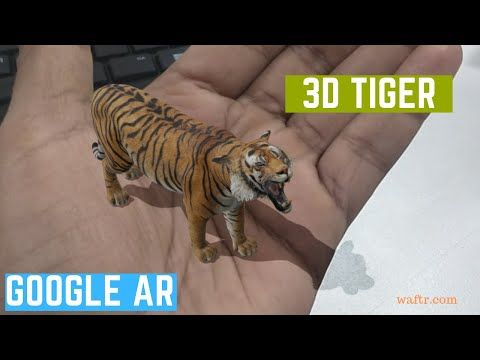 How To See Ar 3d Tiger In Mobile Google Search Youtube Animals Cute Animal Drawings Dog Animation