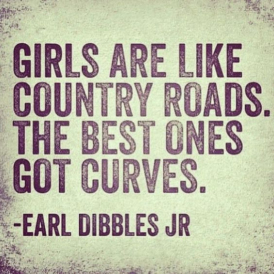 The best ones got curves.