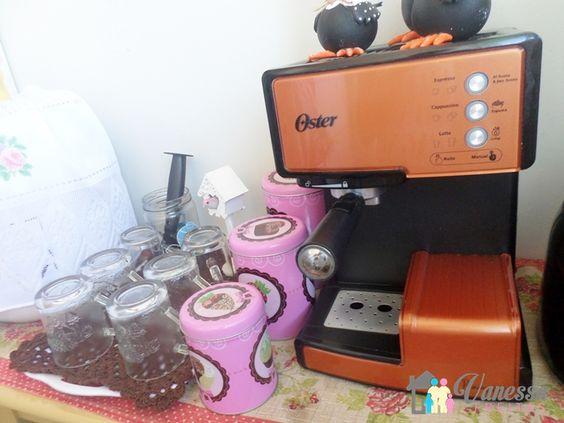 Dica: Como organizar o cantinho do café