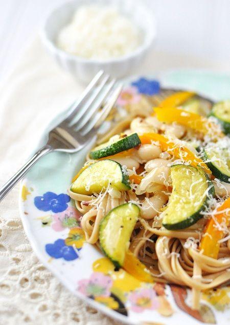 A fun vegetarian dish by Jennifer Leal @savorthethyme