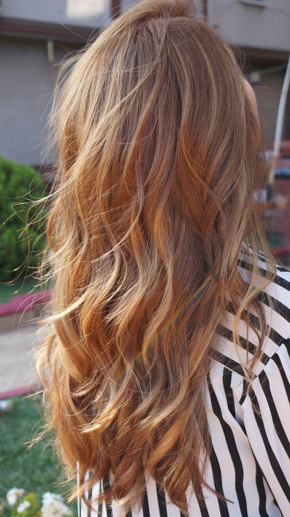 Davines Flamboyage Tekniği Hair Pinterest Blondes