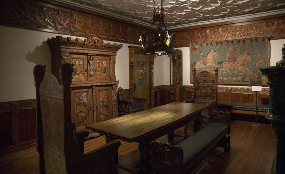 ASI's Norse Saga Room