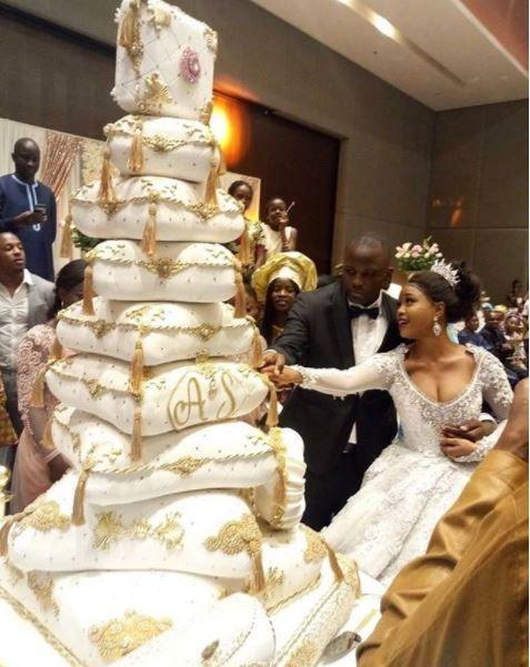 Pin On Large Wedding Cakes
