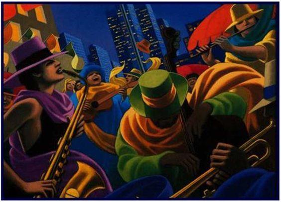 ClaudeTheberge, jazz