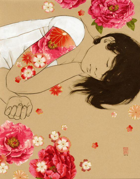 """jasmine"" by stasia burrington:"