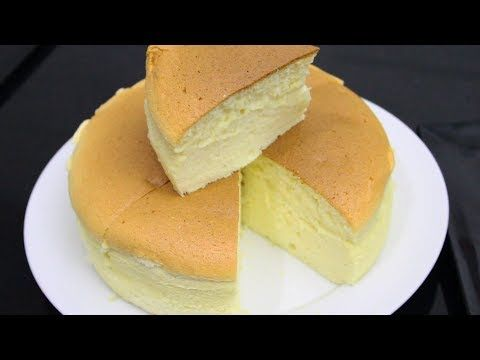 Youtube Japanese Cheesecake Cheesecake Food