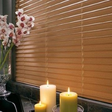 Faux Wood Blinds - Style at an affordable price