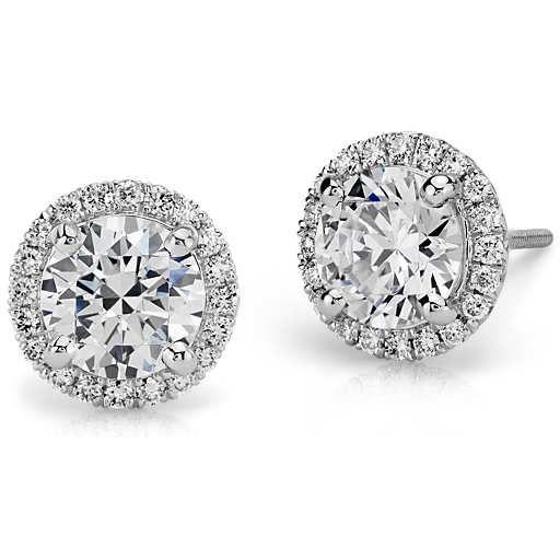 Výsledek obrázku pro diamond earring