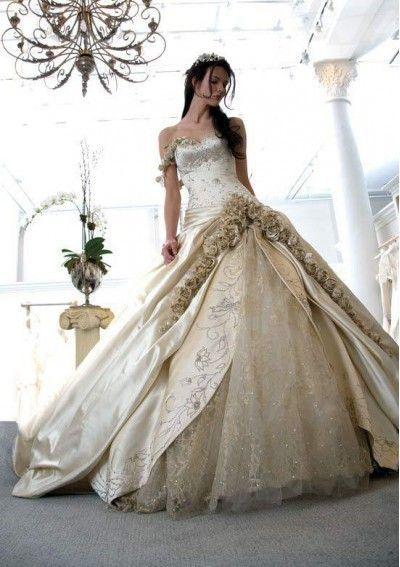 Luxury Designer Ball Gown Sweetheart One-shoulder Royal Wedding Dress (luxury designer ball gown sweetheart one-shoulder royal wedding dress) by Pnina Tornai