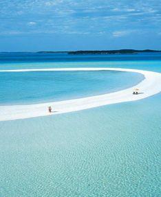 Exumas, Bahamas - My favourite place to sail.
