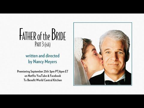 Steve Martin Kieran Culkin Diane Keaton And More From The Cast Of Father Of The Bride Reunited For A In 2020 Father Of The Bride The Bride Movie Wedding Of The Year