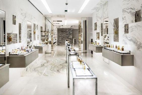 Guerlain reopens Paris flagship store