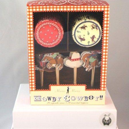 kit cupcake cowboy myhappyboxday