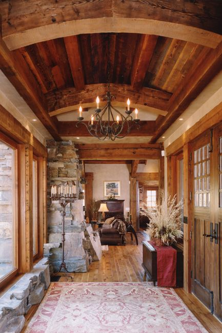Ceilings Barrel Ceiling And Wood Ceilings On Pinterest