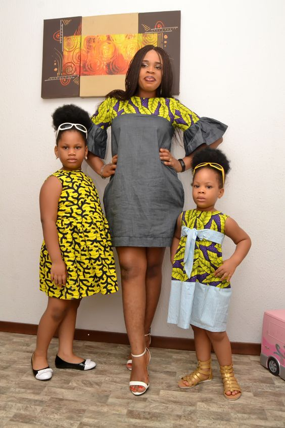 2019 Well Designed Ankara for kids