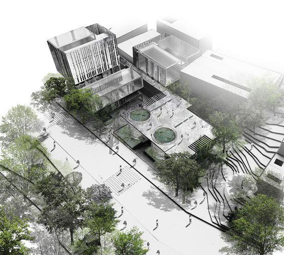 Mateo agudelo gutierrez architectural presentations for Garden design visualiser