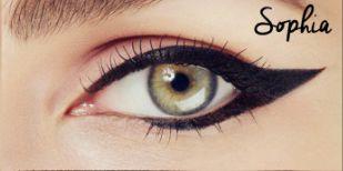eyeliner sophia