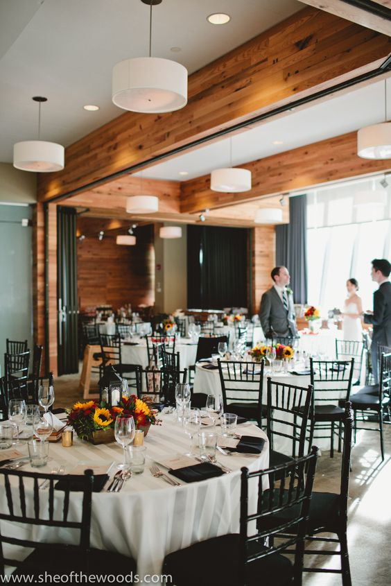 The Private Dining Room At Catalyst Restaurant, Located In The