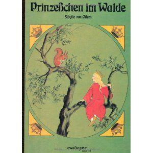 Izzy is learning German! Prinzeßchen im Walde. Medium-Ausgabe. Kliniken in Berlin 1877-1914.