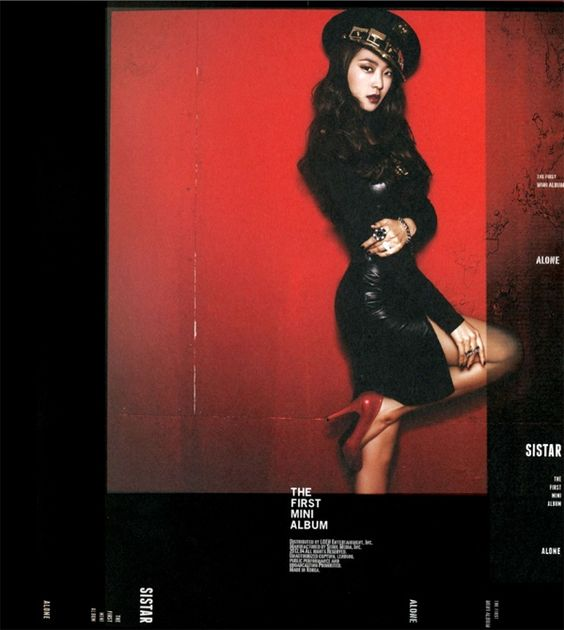 Images for Sistar - Alone (The First Mini Album)