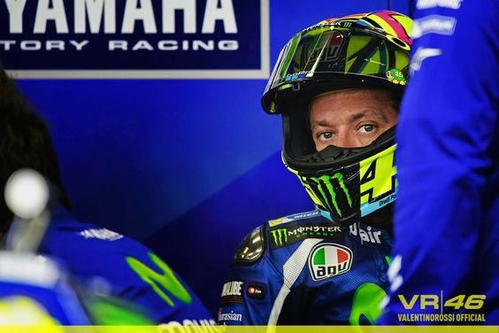 Valentino Rossi #GermanGP
